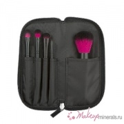 makeupminerals_mineral-brushes-coastal-scents-color_me_fuchsia_brush_set
