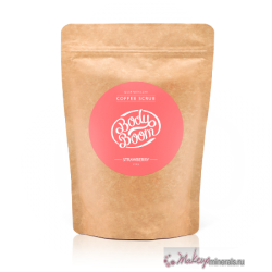 makeupminerals_organic_cosmetics_body_care_scrub_strawberry_doypack_front